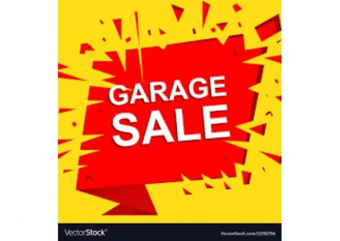GARAGE  SALE THIS SATURDAY! October 3rd FOXFIRE VILLAGE. Lots of stuff!!!
