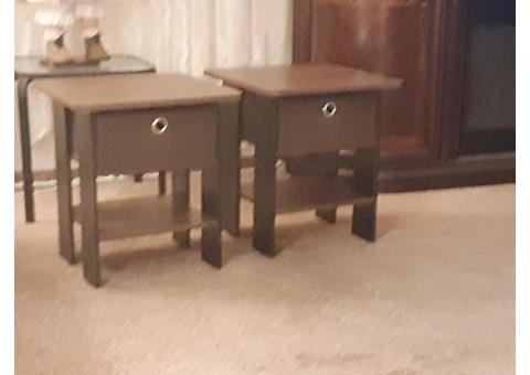 Brand New End Tables/nightstands